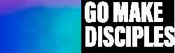 Go Make Disciples Logo